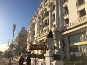 O que fazer na cidade de Nice na França: Boulevard Victor Hugo