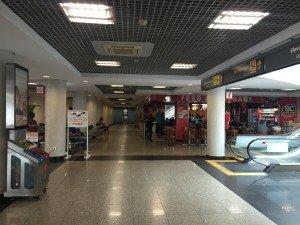 restaurantes aeroporto Congonhas: onde comer barato no aeroporto de Congonhas
