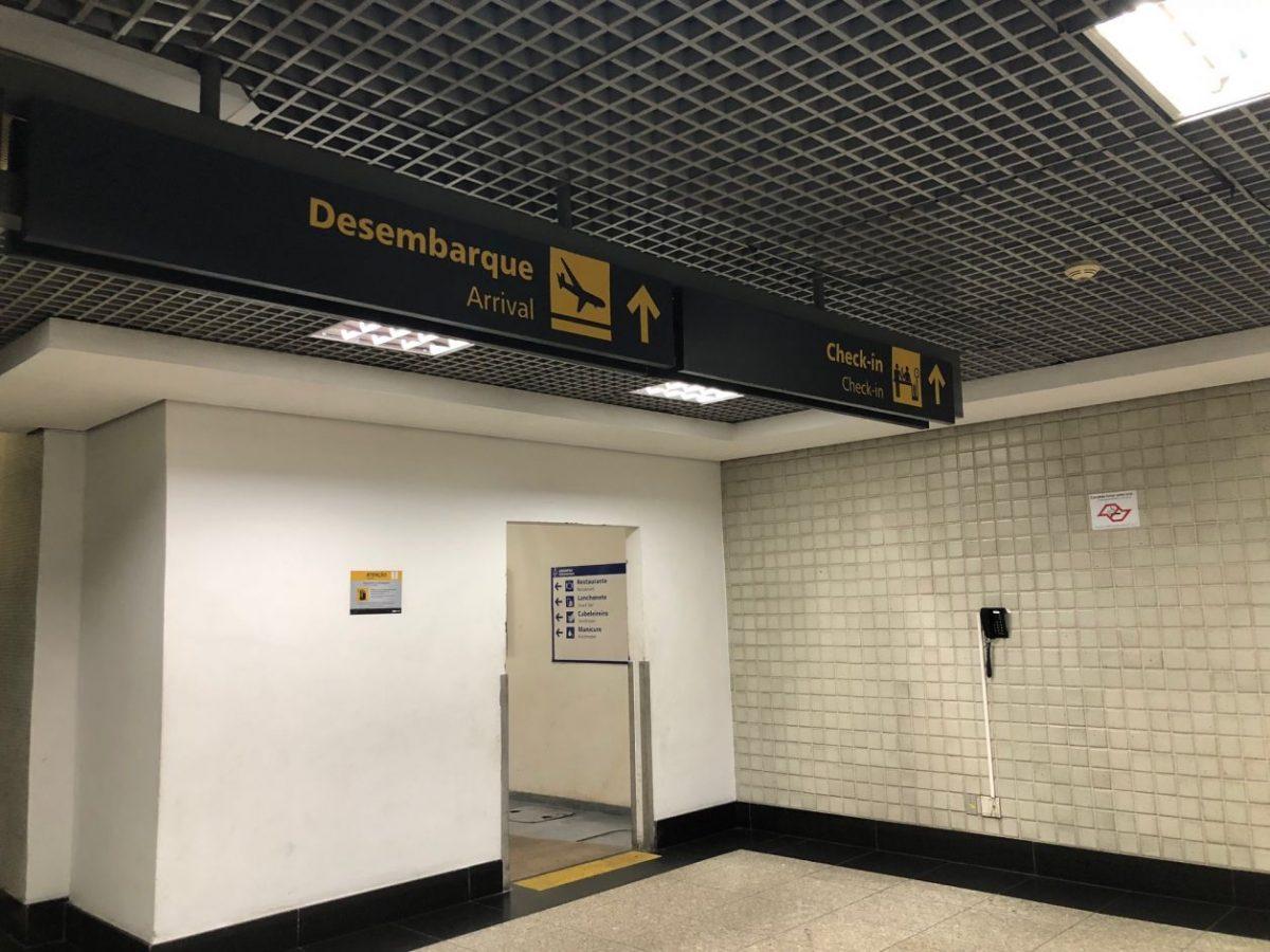 restaurante no aeroporto de congonhas