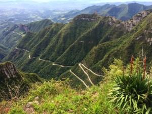 Serra do Rio do Rastro (SC): descubra este destino incrível - estrada