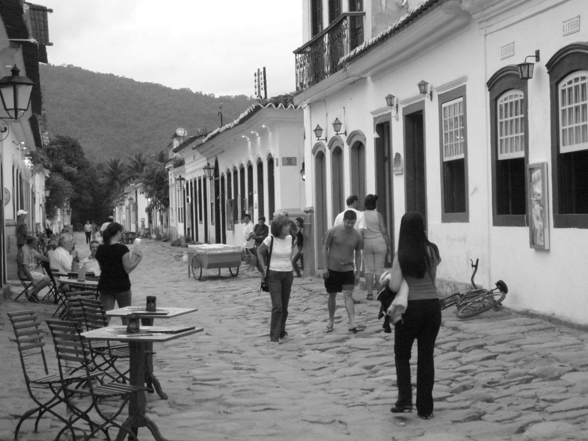 centro histórico Paraty rj