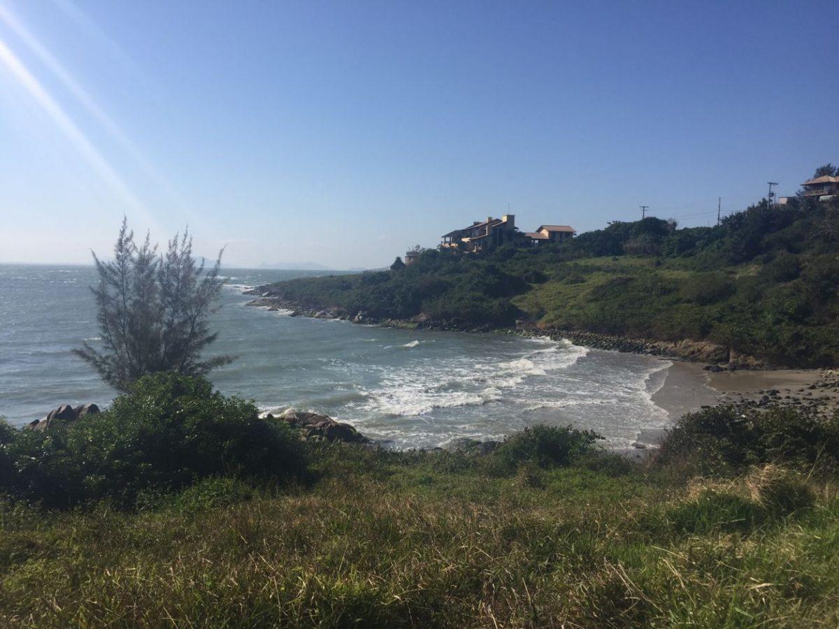 praia Garopaba Santa Catarina
