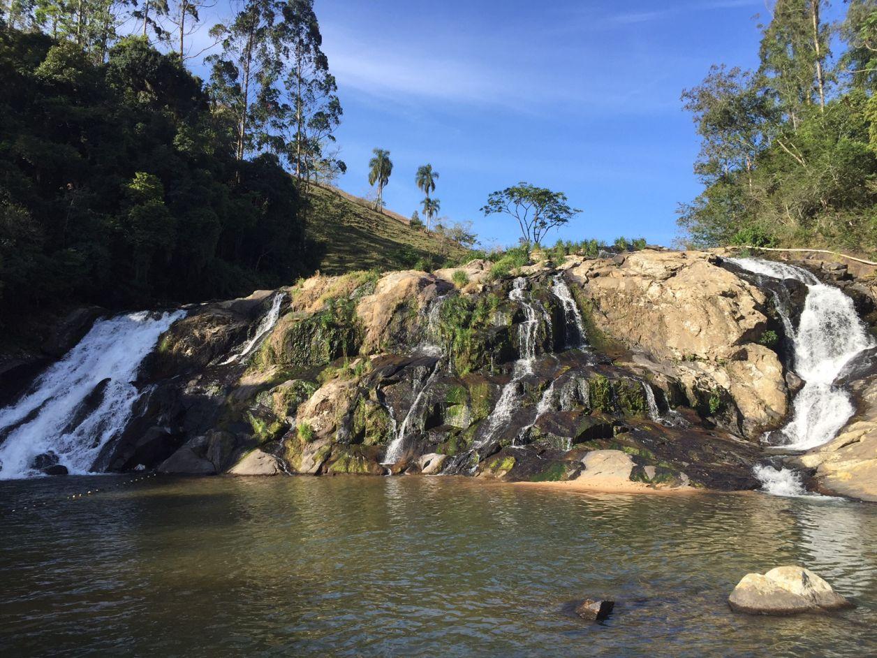 Salto do Rio Capivara