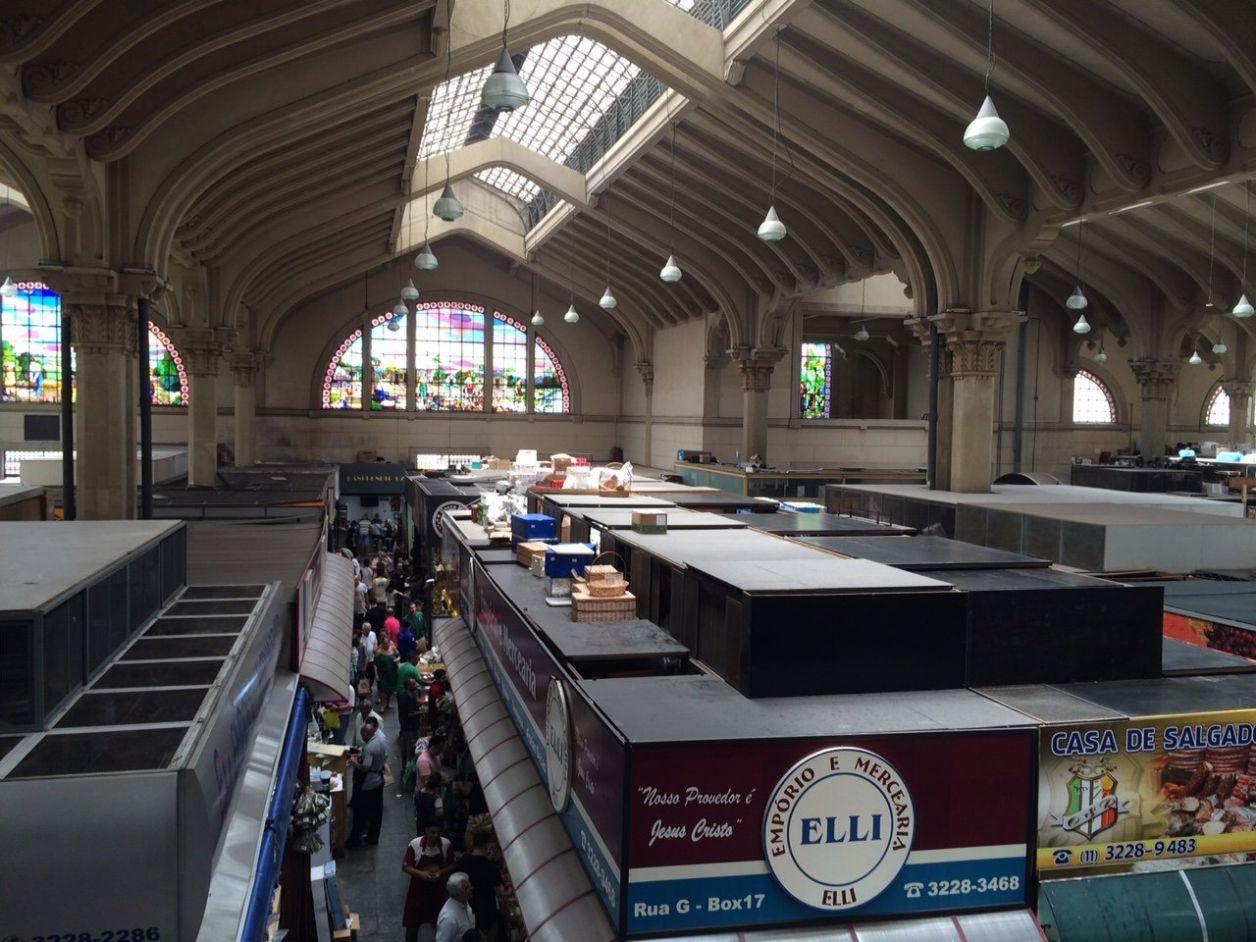 Mercado - O que fazer em Sao Paulo: roteiro sao paulo - 1 dia pelas 7 melhores atrações