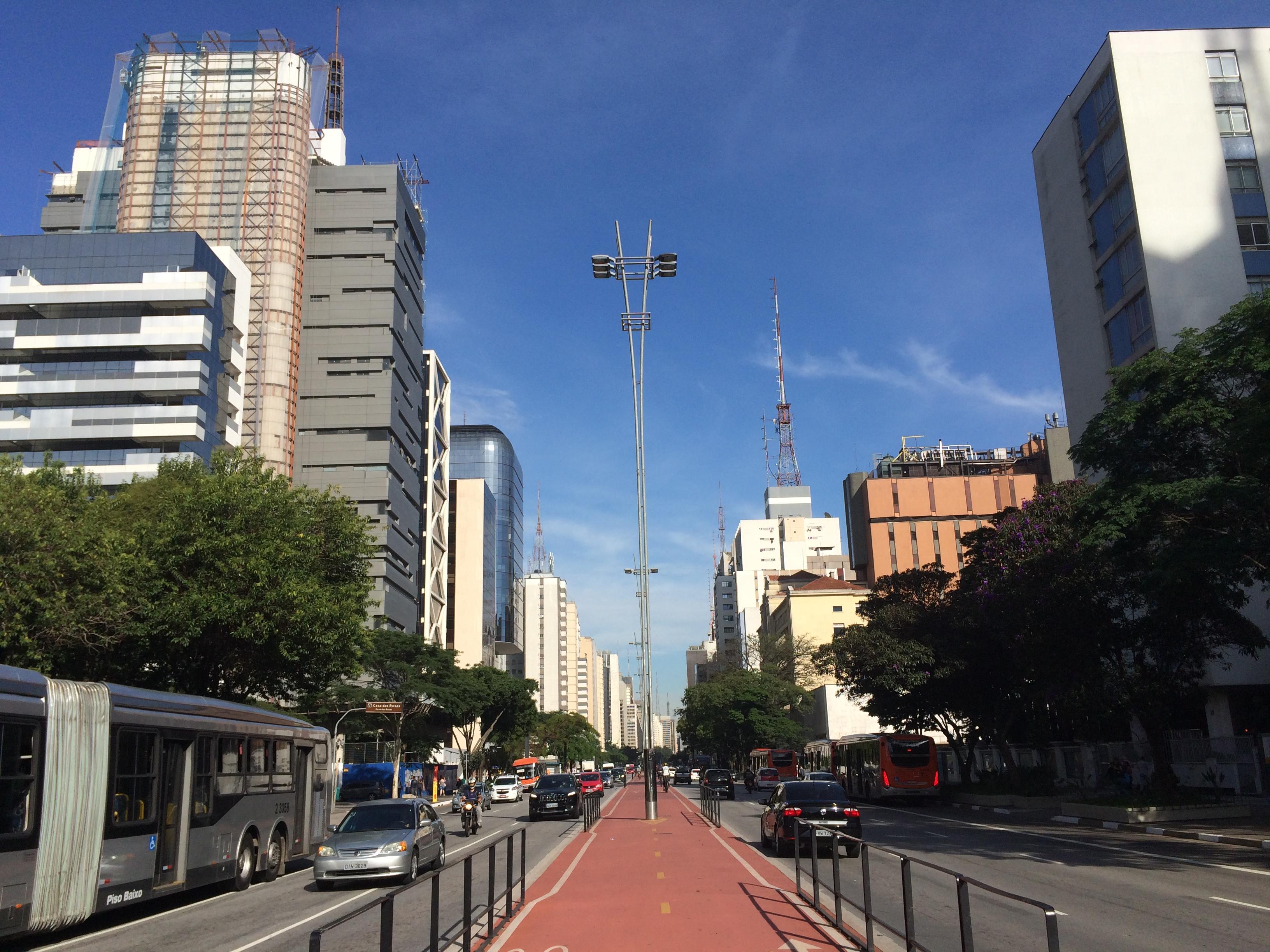 Avenida Paulista - O que fazer em Sao Paulo: roteiro sao paulo - 1 dia pelas 7 melhores atrações