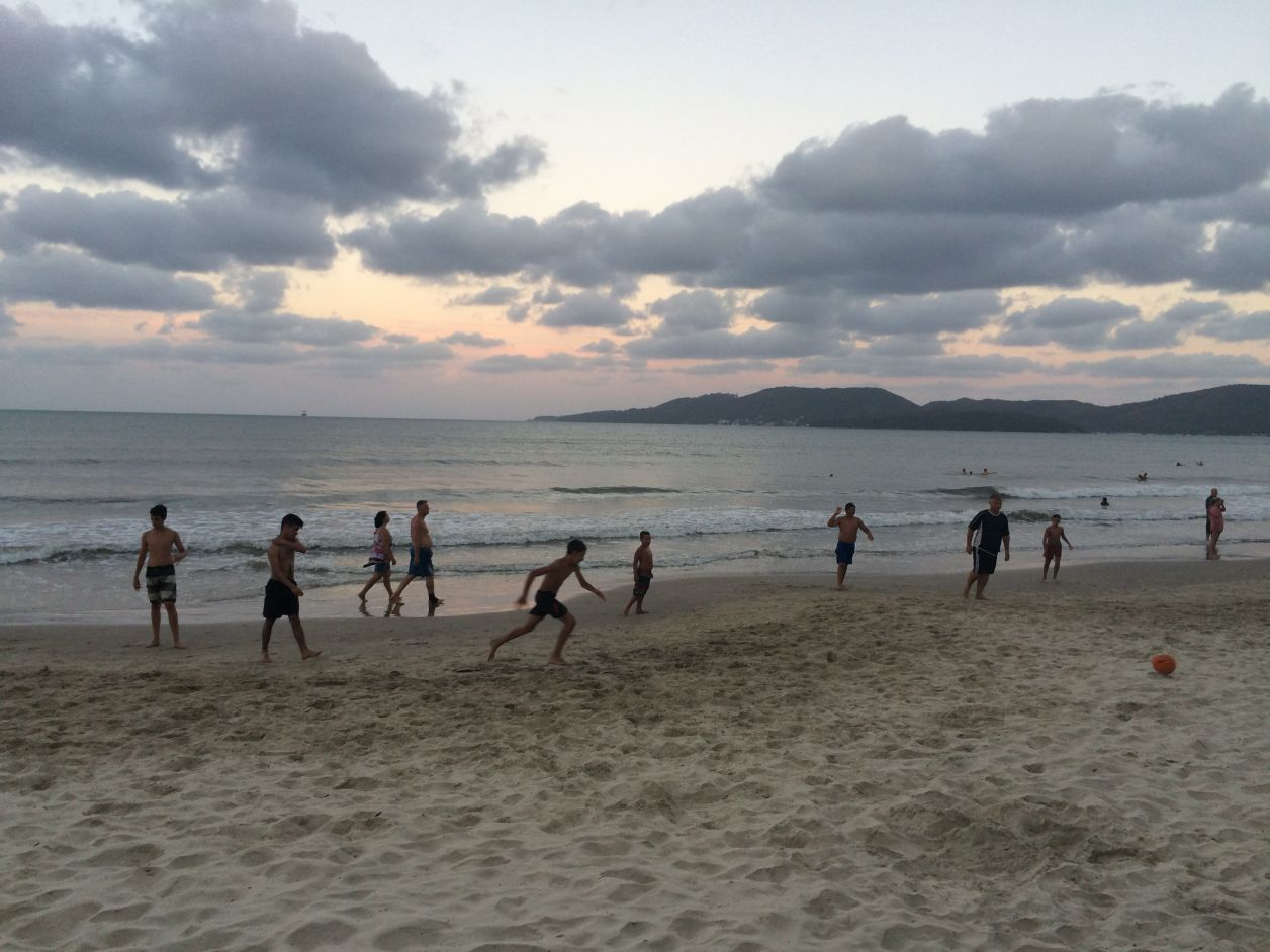 praias itapema sc