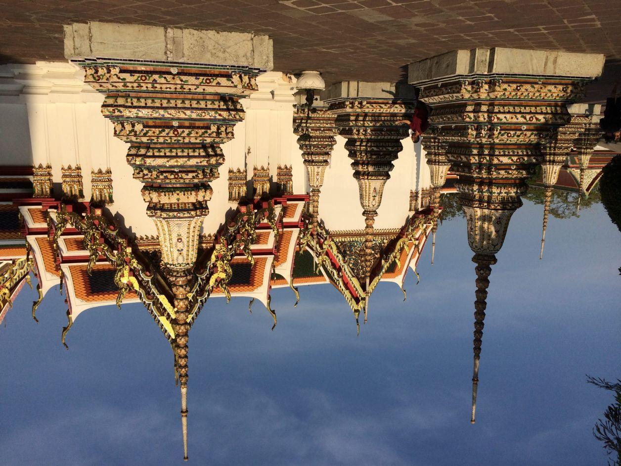 O templo Wat Pho