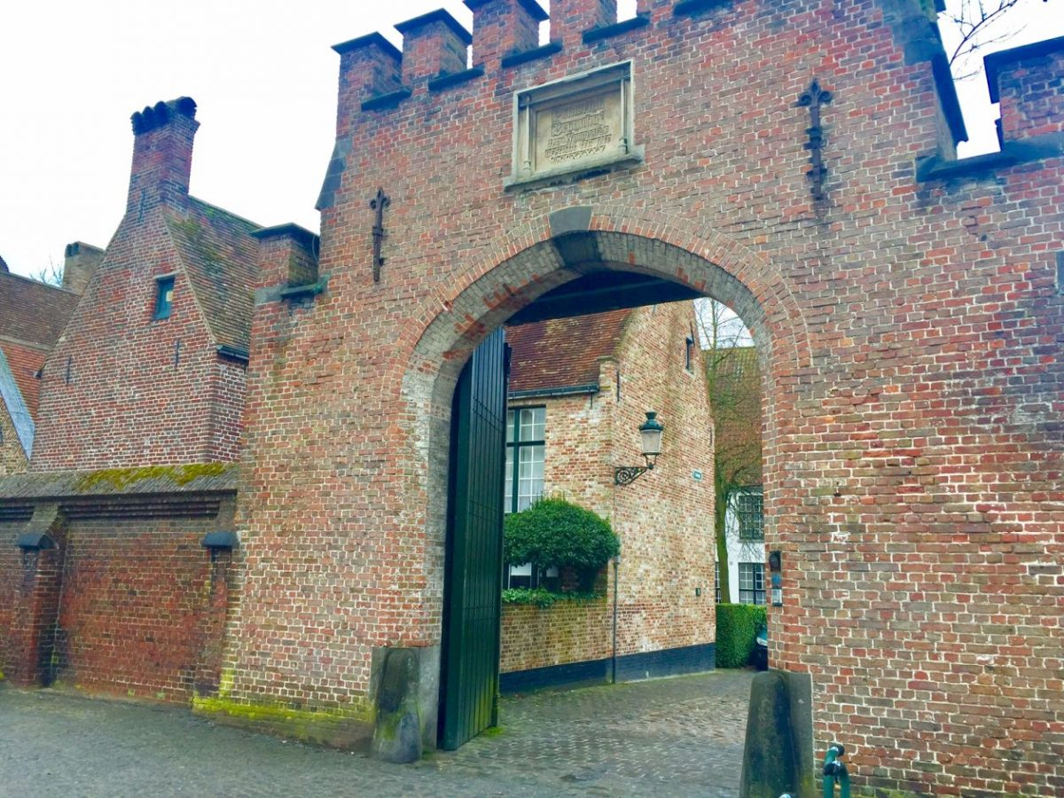 o que fazer em Brugge