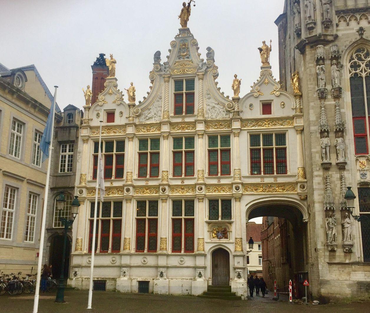 centro histórico de bruges