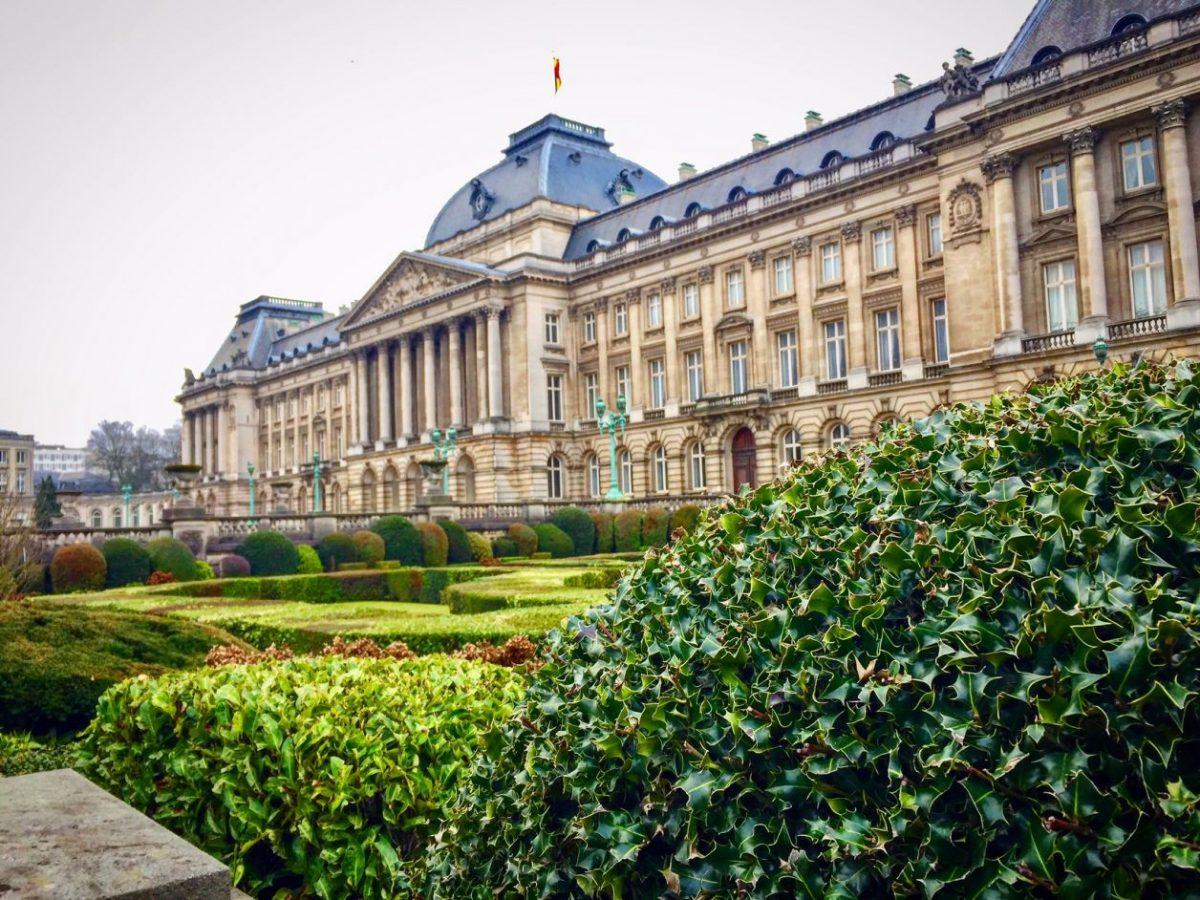 royal palace bruxelas