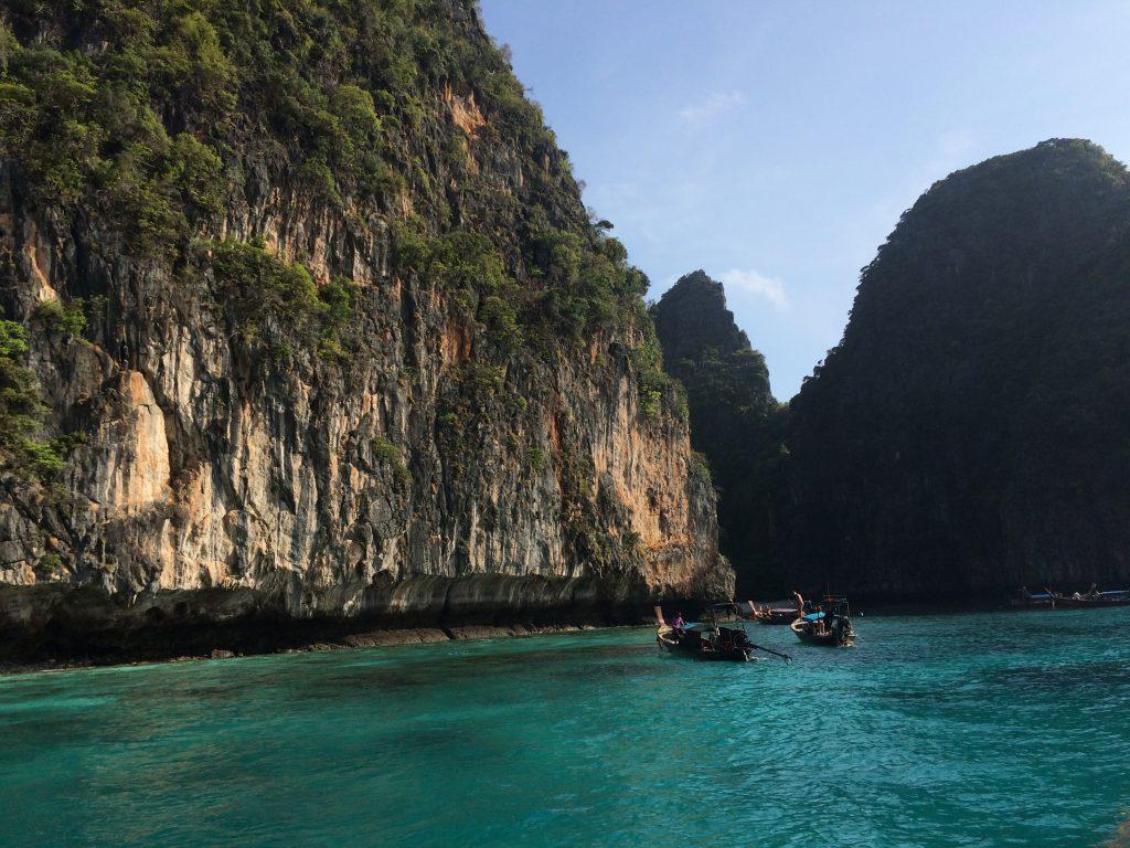 Mergulho em Koh Phi Phi
