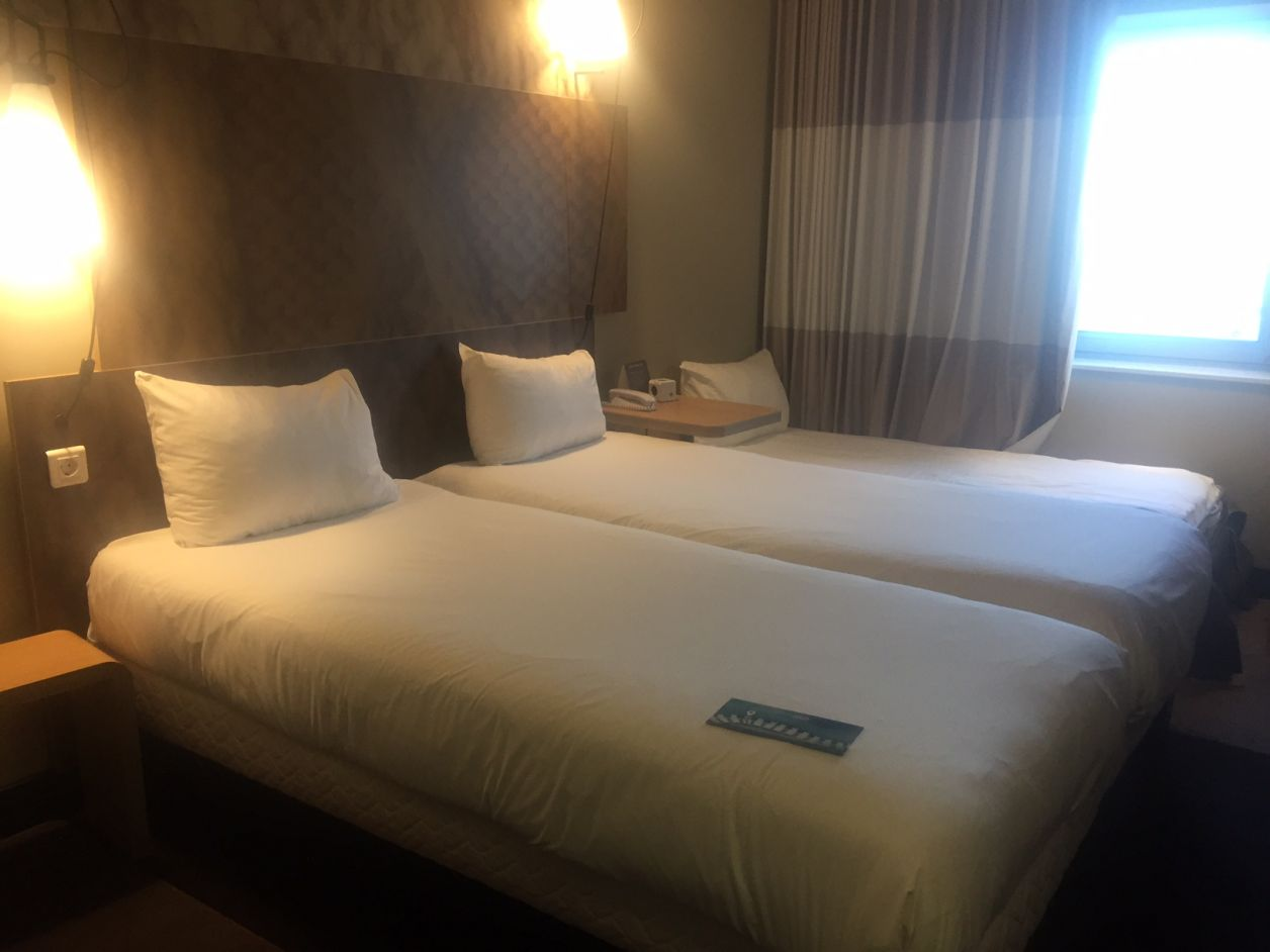 hotéis em Amsterdam