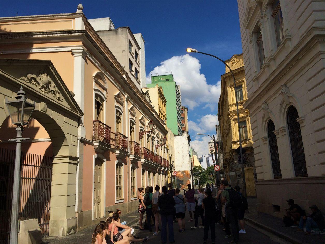 centro histórico tour de arquitetura em sao paulo