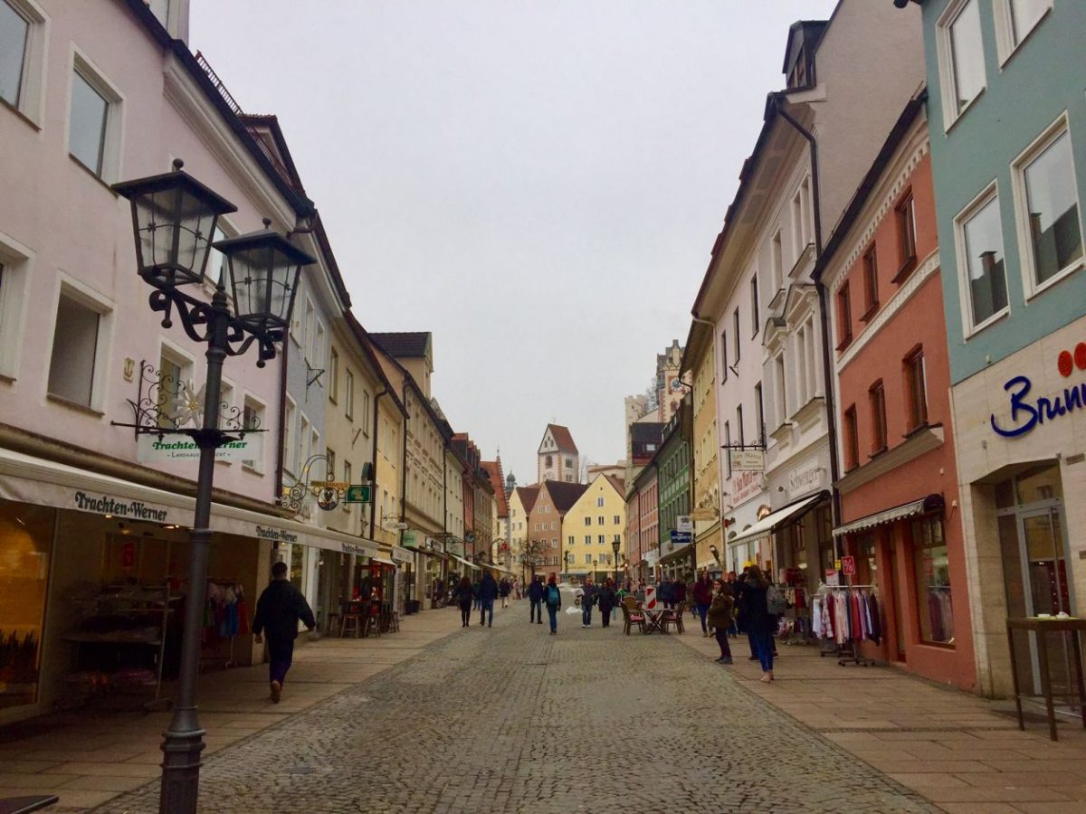 fussen alemanha pontos turísticos