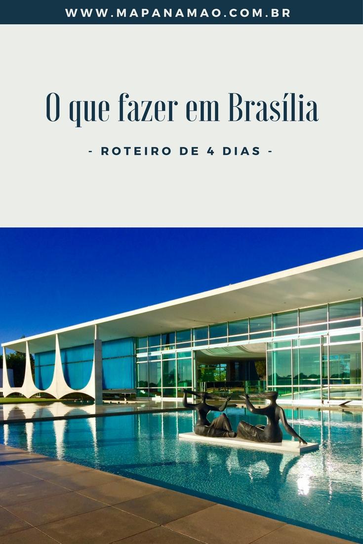 o que fazer em brasília em 4 dias