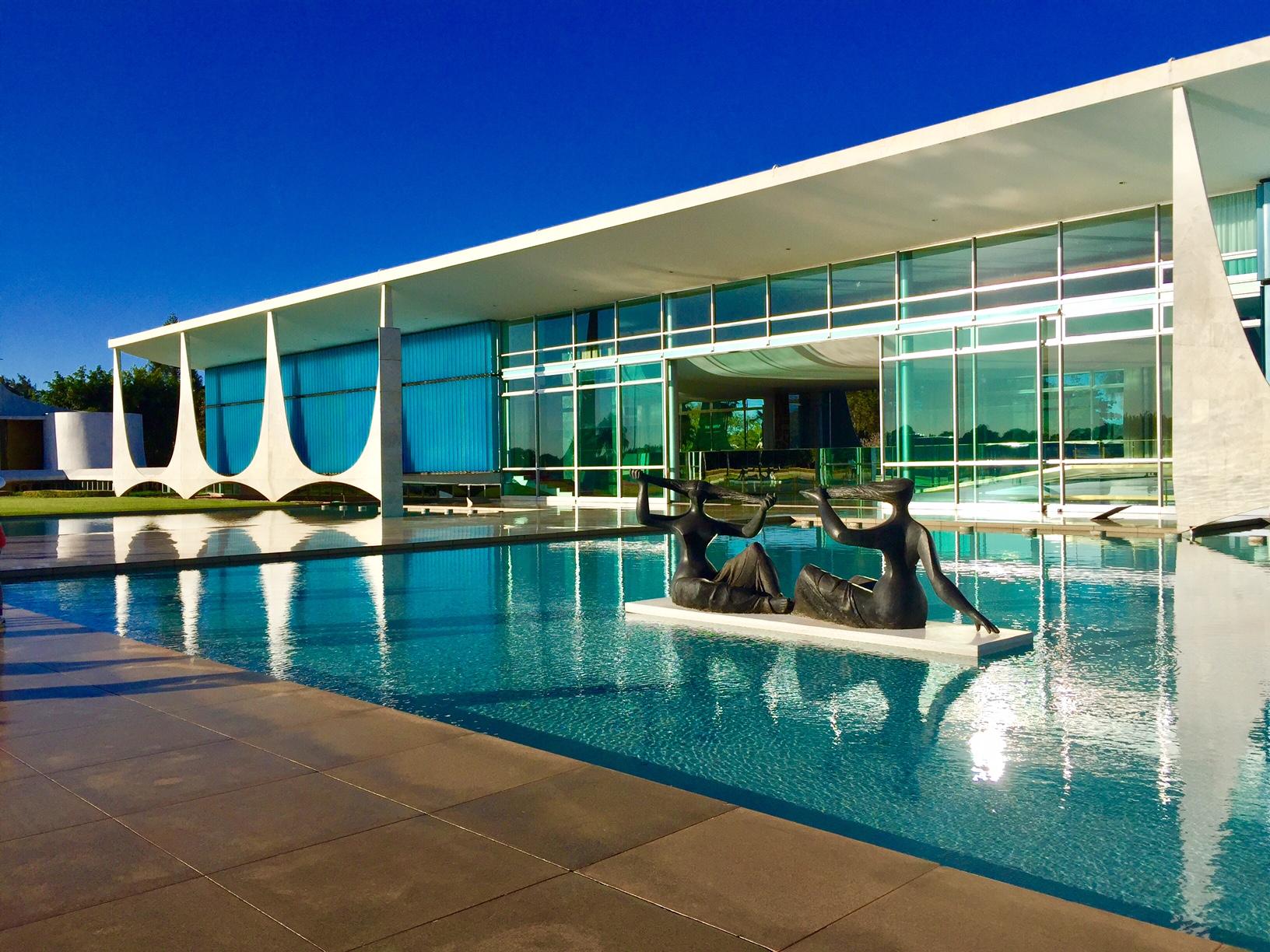 palácio da alvorada brasilia