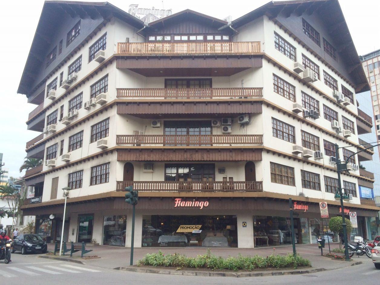 edifício alemão em Blumenau