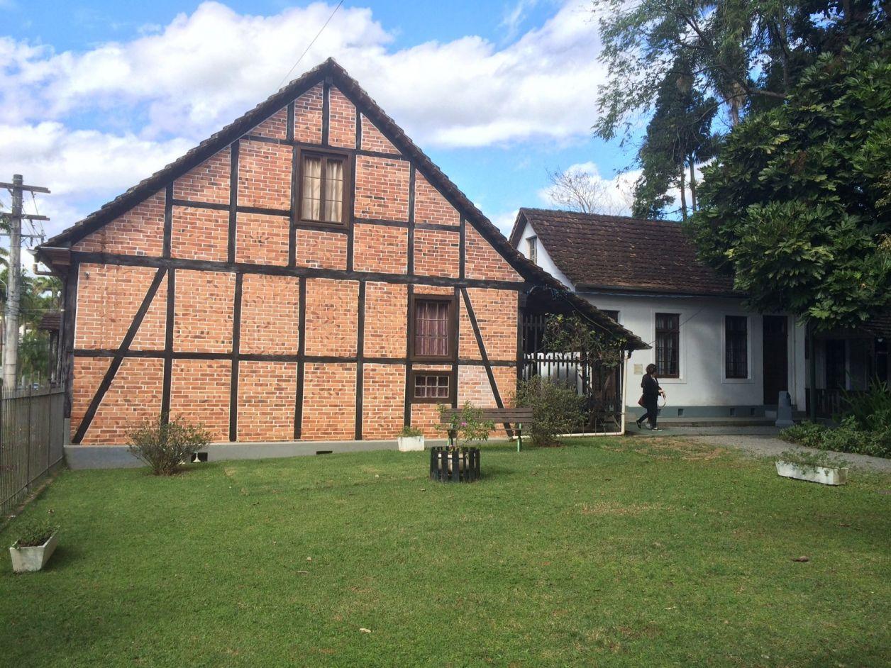 museu da família colonial em Blumenau
