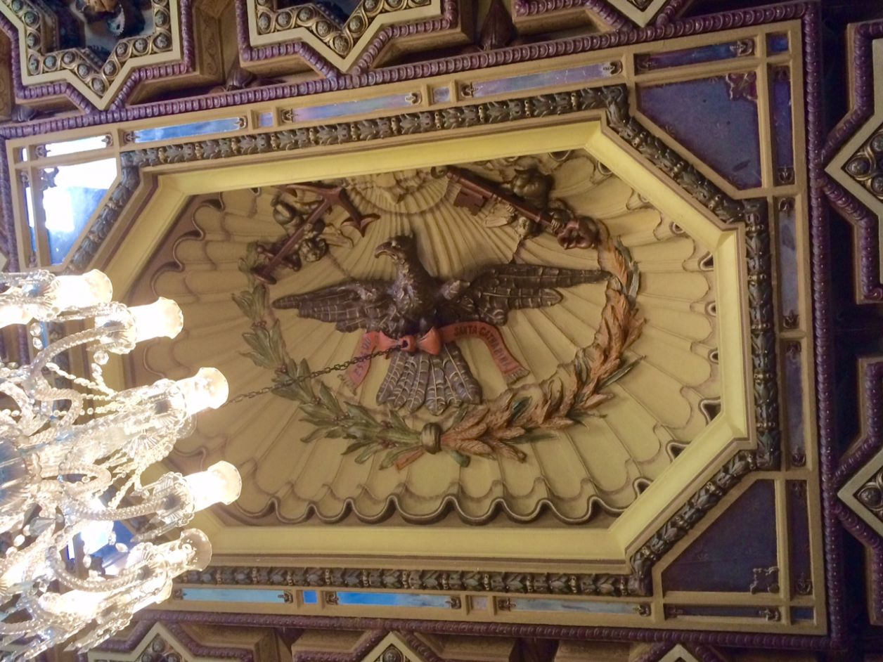 palacio cruz e souza