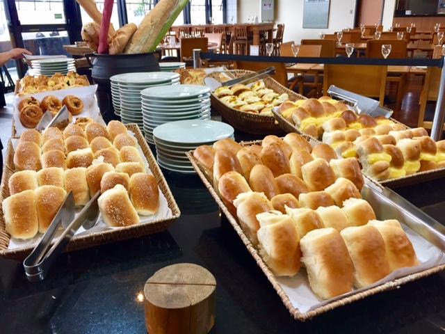 café da manhã holiday inn anhembi sao paulo
