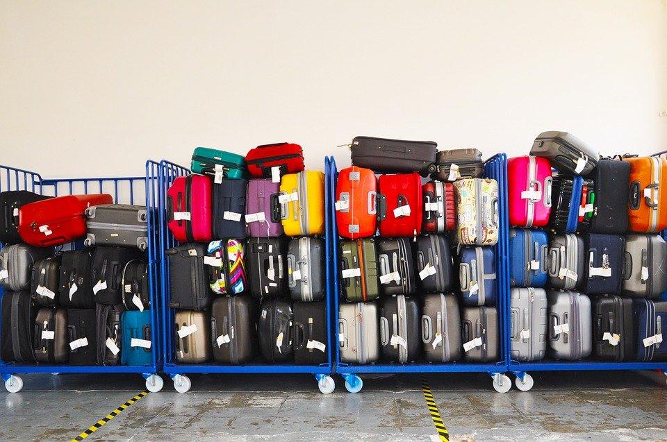 proteção de malas