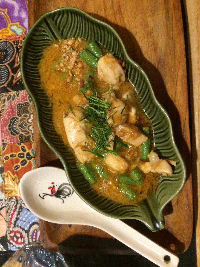 Curry em Bangkok