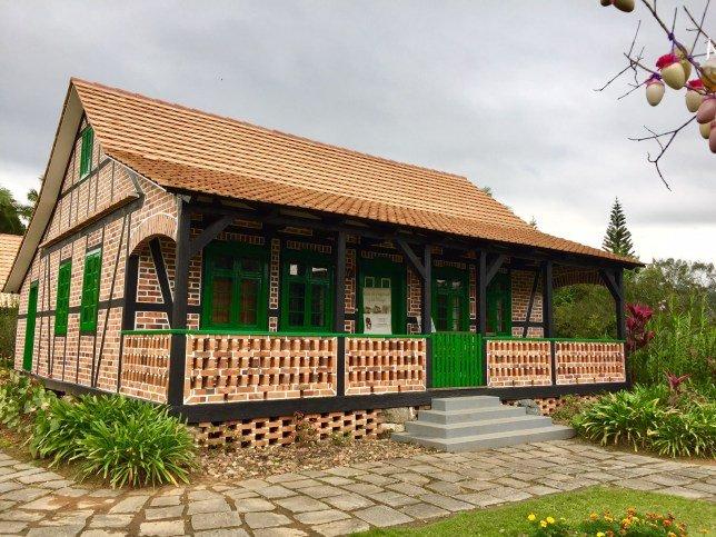 Casa enxaimel Pomerode