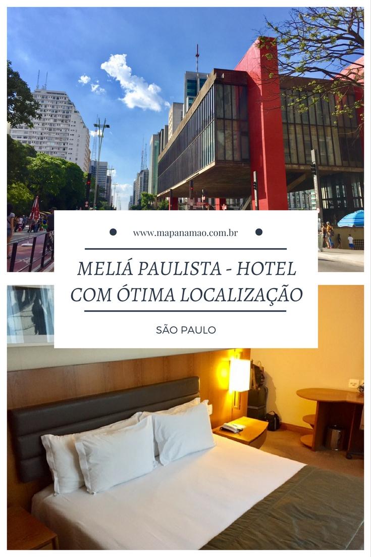 hotel melia paulista em sao paulo