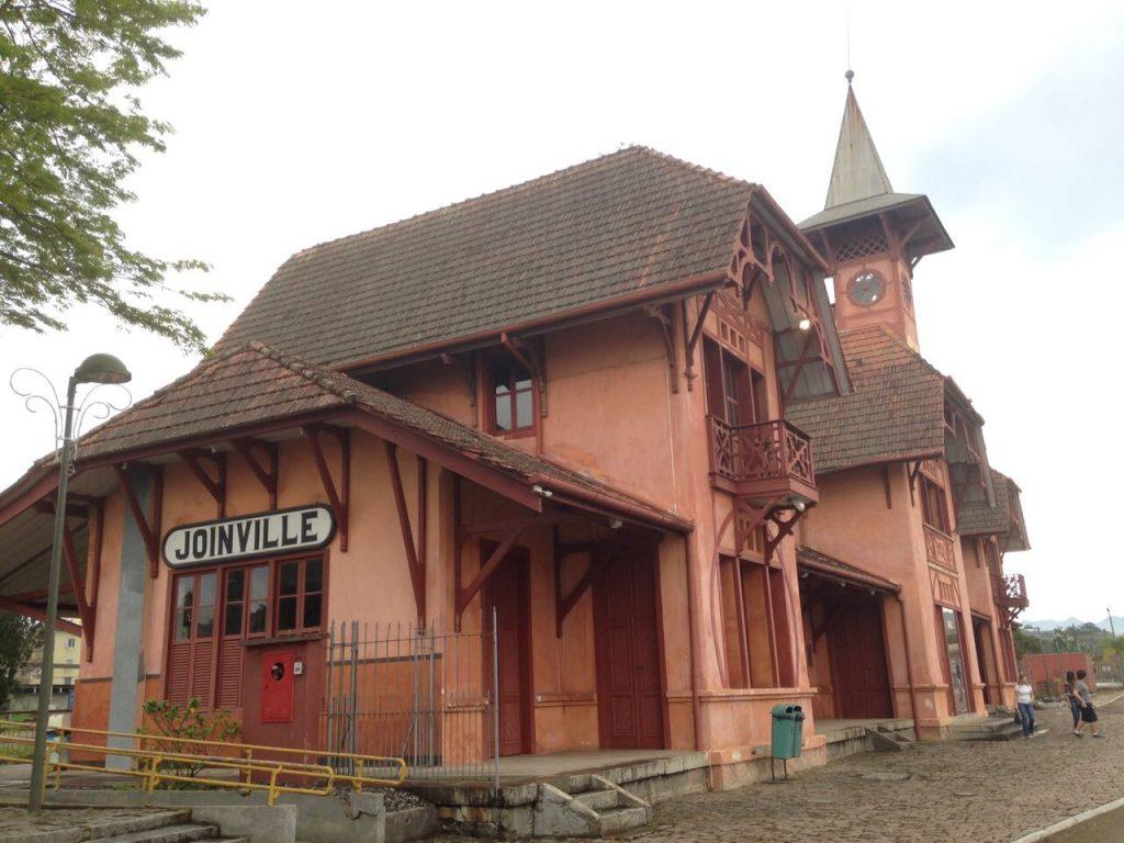 Estação da memória Joinville