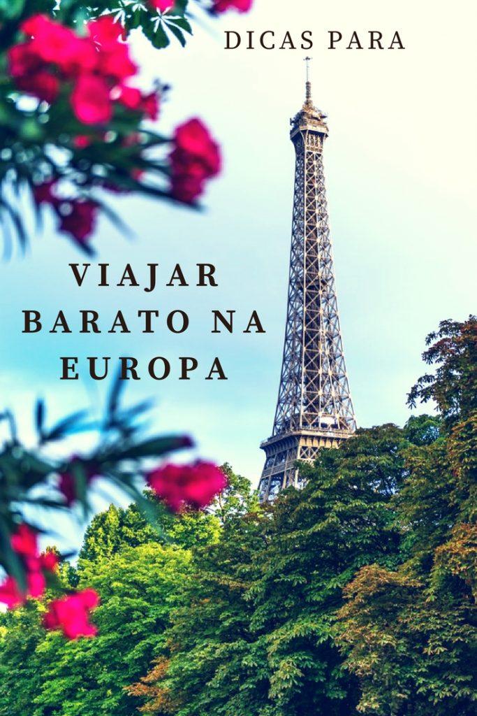 viajando barato na europa
