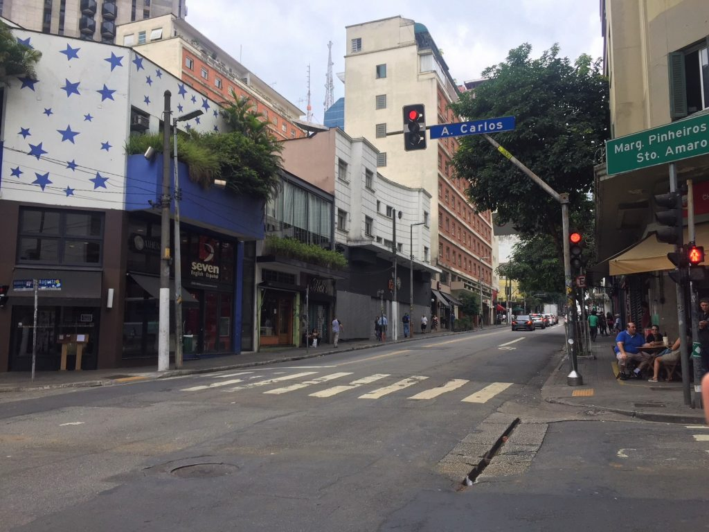 Roteiros em São Paulo