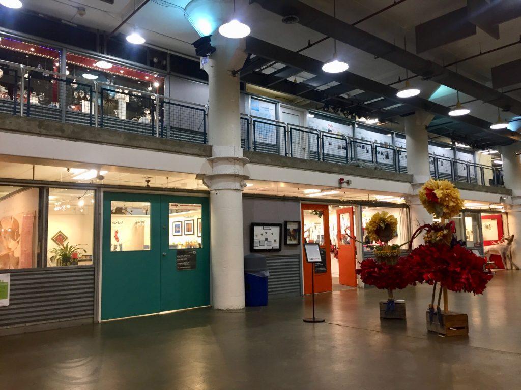 torpedo factory art center em alexandria estados unidos