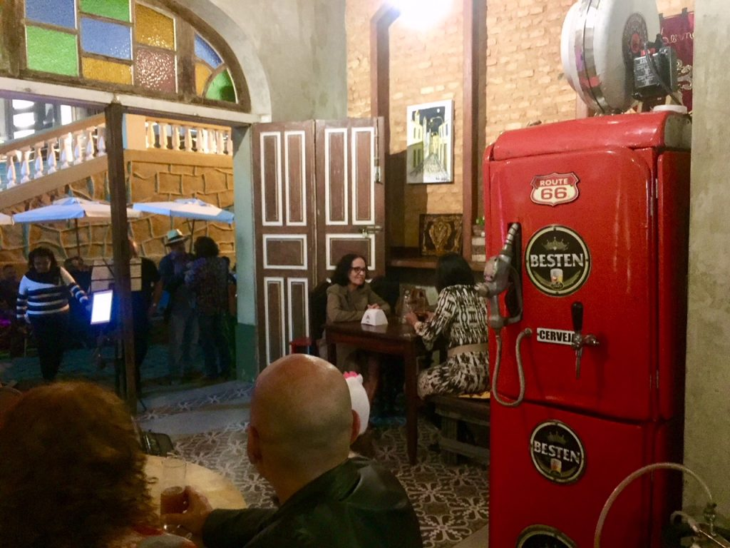 Taberna Lounge Santa Teresa