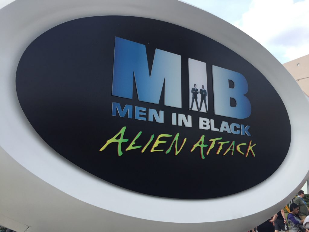 Men in Black - Alien Attack