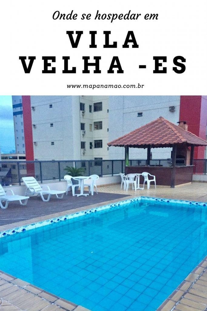 onde ficar em Vila Velha Espírito Santo