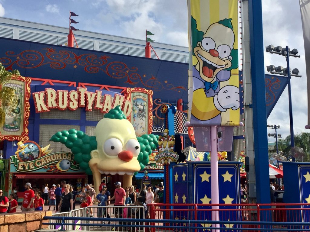 The Simpsons Ride