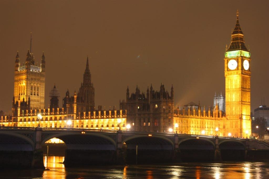 capital da Inglaterra