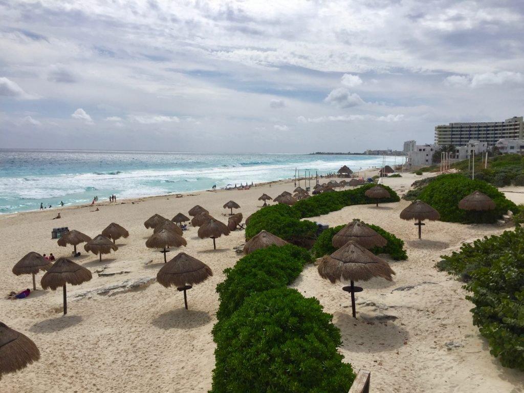 Playa Delfines em cancun