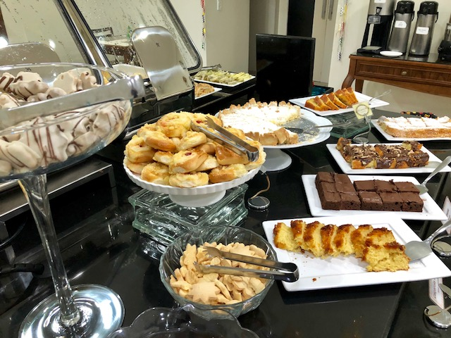 café da manhã no brasil