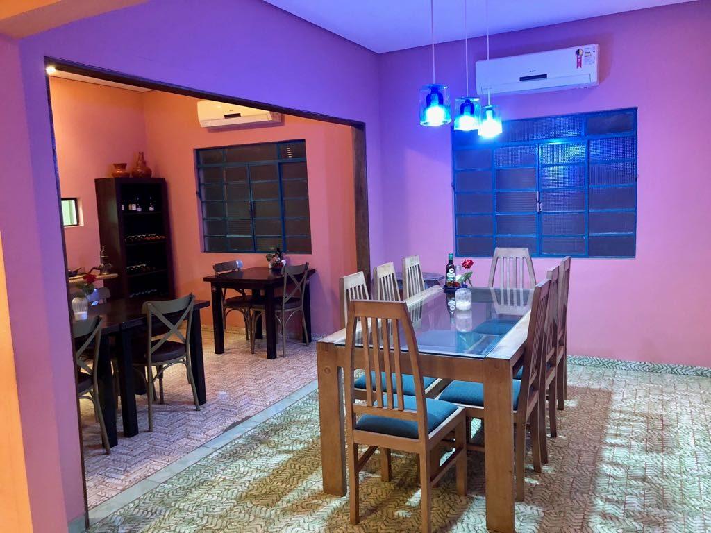Ambiente do Restaurante Aipim