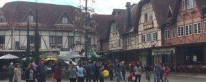 10 maneiras diferentes de curtir a Vila Germânica, em Blumenau