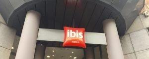 Onde se hospedar em Bruxelas – Ibis Centre Gare Midi