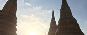 Minhas primeiras impressões sobre Bangkok