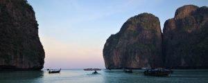 Passeios em Koh Phi Phi – Maya Bay vazia, nadando com plânctons e Bamboo Island