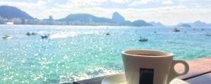 Café 18 do Forte de Copacabana – café com vista no Rio de Janeiro