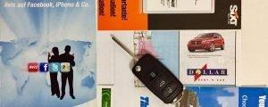 Aluguel de carro mais barato – e na mesma locadora!