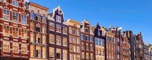 Vlogando na Europa – Amsterdam