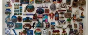 Minha coleção de imãs