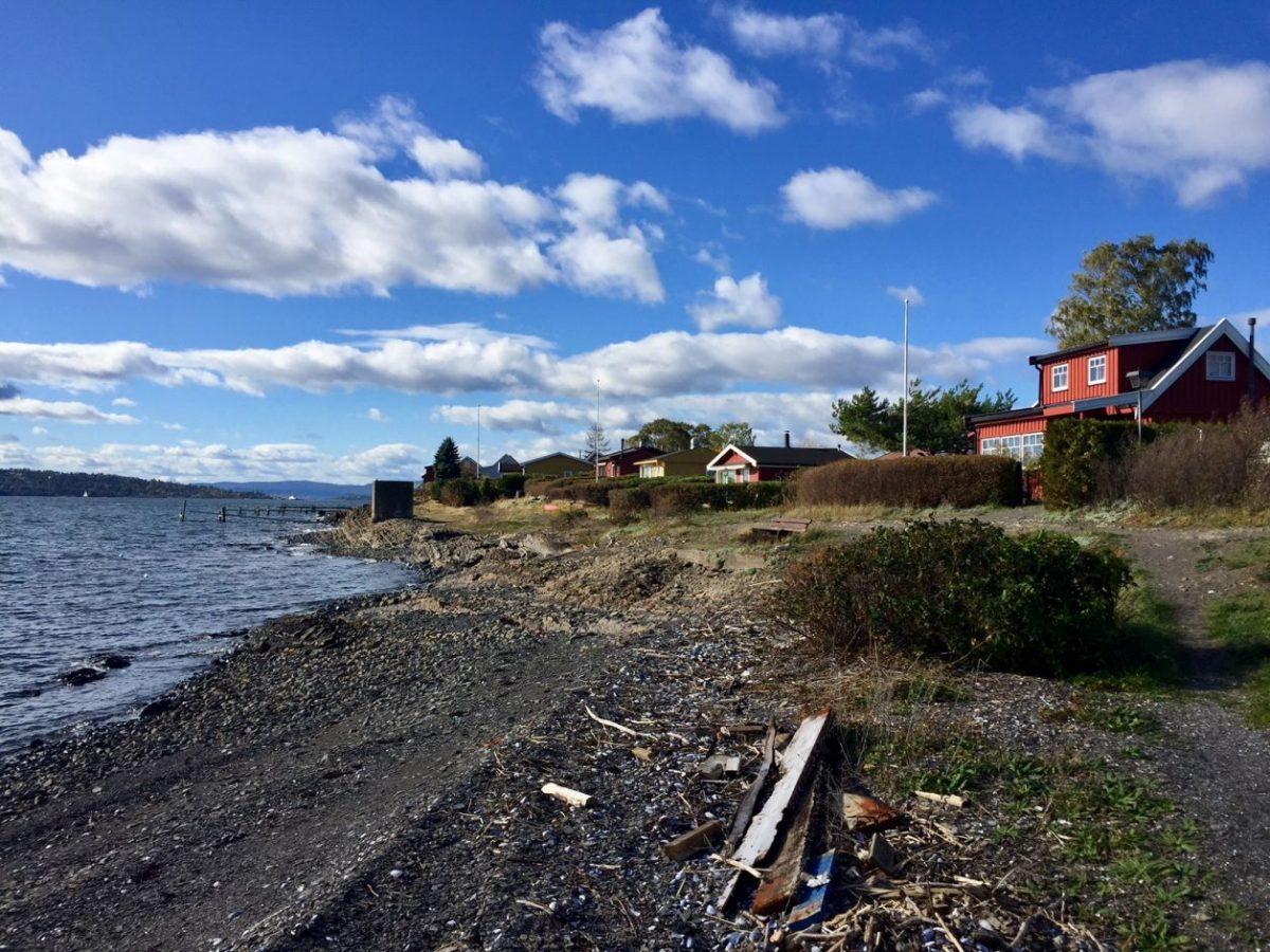 como visitar o fiorde de Oslo