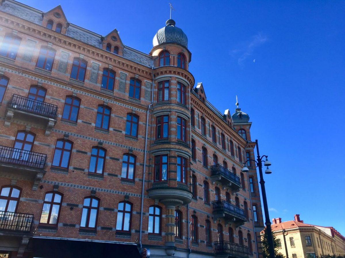 Roteiro Gotemburgo